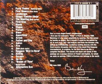 Brian May - Return To Eden (Original Television Soundtrack)