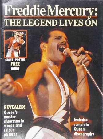 The great pretender a life in pictures book 2012