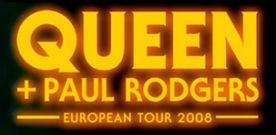 Queen + Paul Rodgers 2008 Tour Downloads