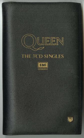 Queen Quot The 3 Quot Cd Singles Quot Boxed Set Gallery