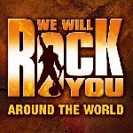 Queen 'We Will Rock You - Around The World EP'