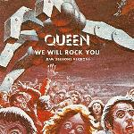 Queen 'We Will Rock You (raw sessions)'