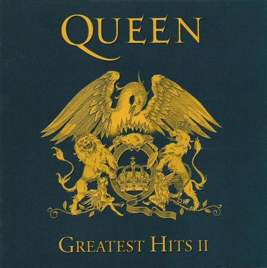 "Queen ""Greatest Hits II"" album and song lyrics"