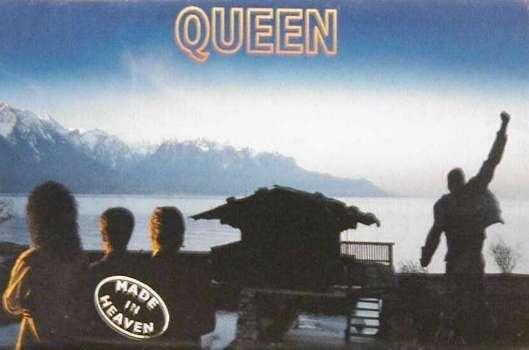 Queen Quot Made In Heaven Quot Album Gallery