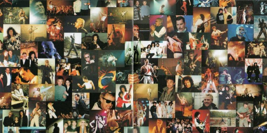 Queen Greatest Hits III [LOSSLESS FLAC].233
