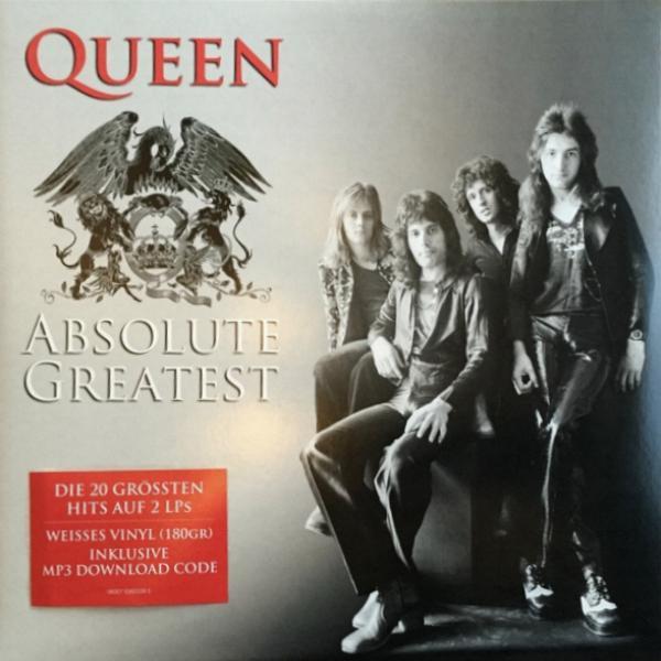 queen  u0026quot absolute greatest u0026quot  album gallery
