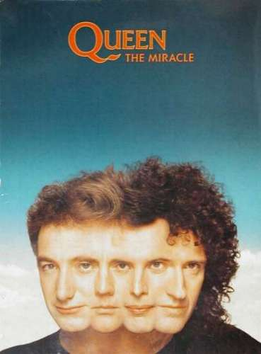 """Queen """"The Miracle"""" promo boxed set gallery"""
