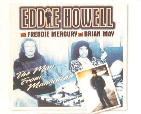 Eddie Howell The Man From Manhattan Single Gallery