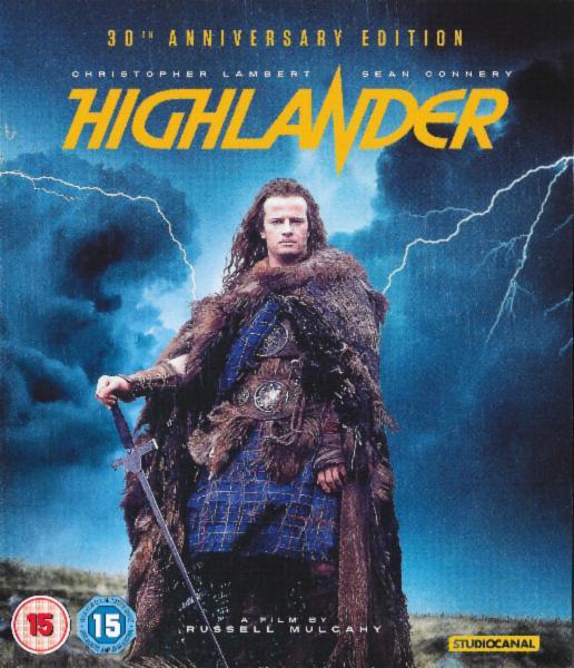 """Queen Highlander Soundtrack: """"Highlander"""" Film"""