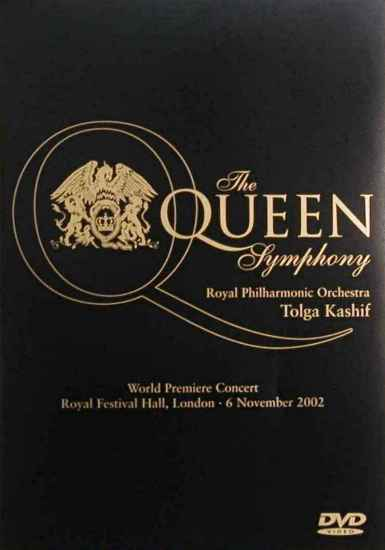 The Queen Symphony - Album