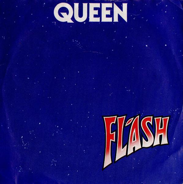 Queen Flash Alive