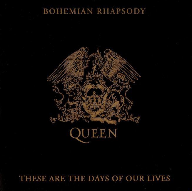 Bohemian Rhapsody 7 Single