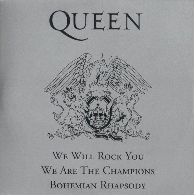 These images will help you understand the word(s) queen we will rock you dvd in detail