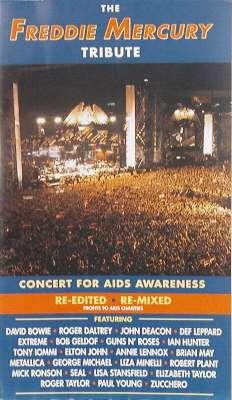 Freddie Mercury Tribute Concert Full