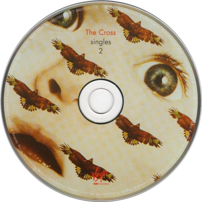 'The Lot' 'Singles 2' CD disc