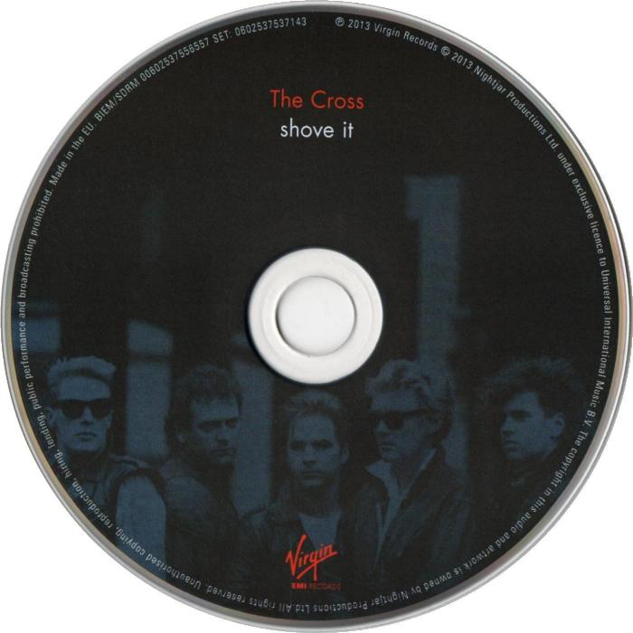 'The Lot' CD Disc