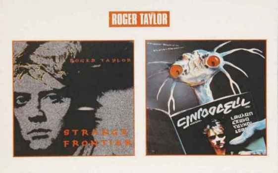 Roger Taylor Quot Fun In Space Quot Album Gallery